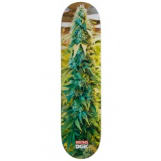 DGK X High Times Cone Skateboard Deck - 8.06""