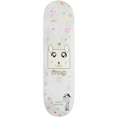 Frog Germs Skateboard Deck - 8.50""