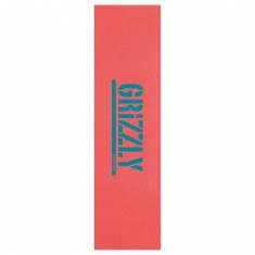 Grizzly Reverse Stamp Griptape