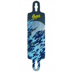 "Rayne Demonseed 39"" Longboard Deck - WaveCamo"