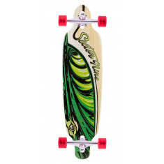 Sector 9 Lucky Shoots Shop Built Longboard Complete