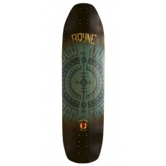 Rayne Carbon Deelite Fortune Longboard Deck - Full Send