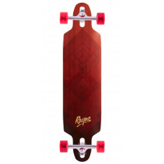 Rayne Crush Longboard Complete - Firm Flex