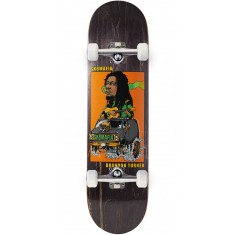 Sk8 Mafia Legends 2 Turner Skateboard Complete - Black - 8.19""