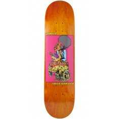 "Sk8 Mafia Legends 2 Sarmiento Skateboard Deck - 7.80"" - Orange"