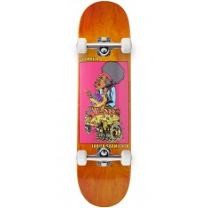 "Sk8 Mafia Legends 2 Sarmiento Skateboard Complete - 7.80"" - Orange"