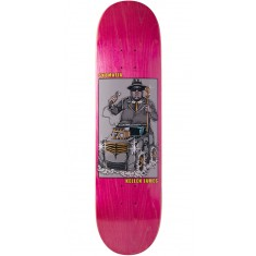 "Sk8 Mafia Legends 2 James Skateboard Deck - 8.06"" - Pink"