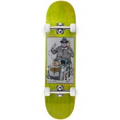 "Sk8 Mafia Legends 2 James Skateboard Complete - 8.06"" - Green"