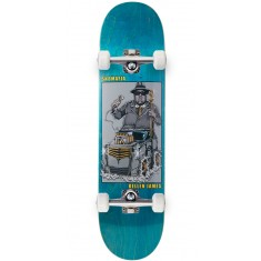 "Sk8 Mafia Legends 2 James Skateboard Complete - 8.06"" - Teal"