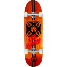 "Black Label Tyler Mumma Kill Mumma Skateboard Complete - 8.75"" - Orange"