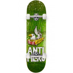 "Anti-Hero BA First Skateboard Complete - 8.62"" - Green"