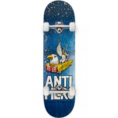 "Anti-Hero BA First Skateboard Complete - 8.62"" - Blue"