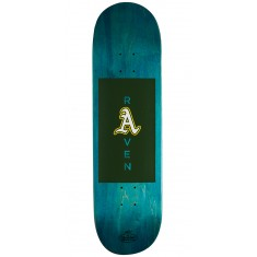 "Chocolate Tershy Slugger Skateboard Deck - 8.50"" - Teal"