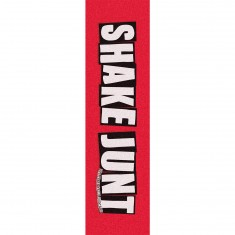 Shake Junt Get There While You Can Griptape - Red