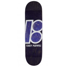 """Plan B Pudwill Stained Skateboard Deck - 8.25"""""""