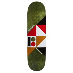 Plan B Cole Geometrics Skateboard Deck - 8.25""