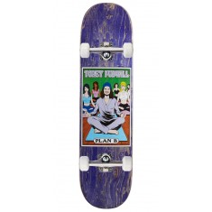 Plan B Pudwill Alter Ego Skateboard Complete - 7.75""