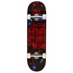 Plan B Cole 011 Blk Ice Skateboard Complete - 8.50""