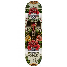 Plan B Cole Tradition Skateboard Complete - 8.25""