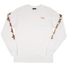 Benny Gold Dancing Levi Long Sleeve T-Shirt - White