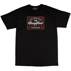 Benny Gold Antiwork Label T-Shirt - Black