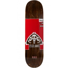 "Alien Workshop Bunker Issue Skateboard Deck - 8.38"" - Brown"