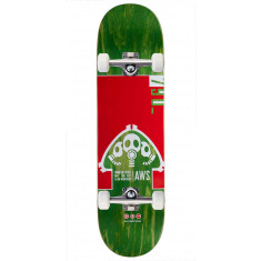 "Alien Workshop Bunker Issue Skateboard Complete - 8.38"" - Green"