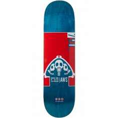 "Alien Workshop Bunker Issue Skateboard Deck - 8.38"" - Teal"