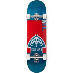 "Alien Workshop Bunker Issue Skateboard Complete - 8.38"" - Teal"