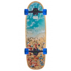 Landyachtz Tugboat Beach Party Longboard Complete