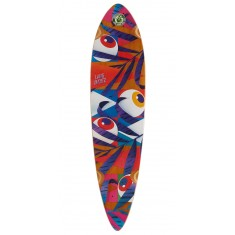 Landyachtz Bamboo Chief Eyes Longboard Deck