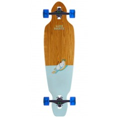 "Landyachtz Battle Axe 35"" Chill Bird Longboard Complete"