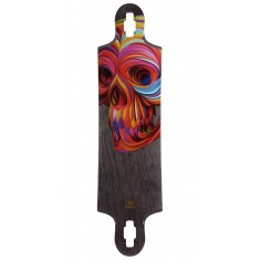 Landyachtz Ten Two Four Skull Longboard Deck