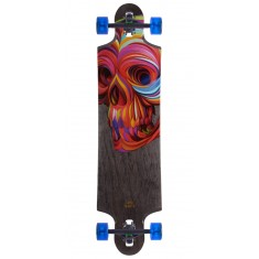 Landyachtz Ten Two Four Skull Longboard Complete