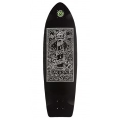 Landyachtz Flexy Canyon Arrow Lighthouse Longboard Deck