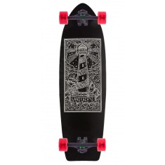 Landyachtz Flexy Canyon Arrow Lighthouse Longboard Complete