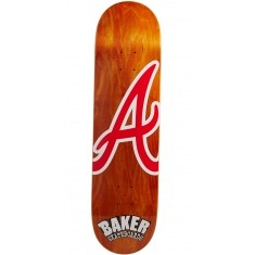 "Baker Reynolds ATL Veneer Skateboard Deck - 8.125"" - Orange"