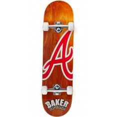 "Baker Reynolds ATL Veneer Skateboard Complete - 8.125"" - Orange"