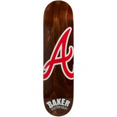 "Baker Reynolds ATL Veneer Skateboard Deck - 8.125"" - Brown"
