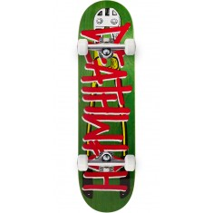 "Deathwish Deathspray Bolt Cutters Skateboard Complete - 8.38"" - Green"