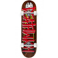 "Deathwish Deathspray Bolt Cutters Skateboard Complete - 8.38"" - Brown"