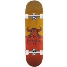 Toy Machine Hell Monster Skateboard Complete - 8.75""