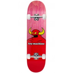 """Toy Machine Monster Skateboard Complete - 8.50"""""""