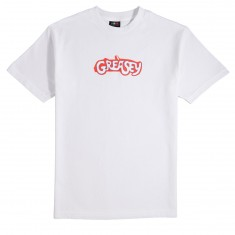 Pizza Greasey T-Shirt - White