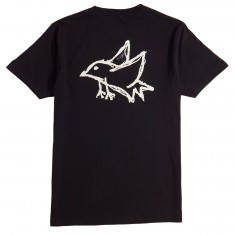 Foundation Bird T-Shirt - Black
