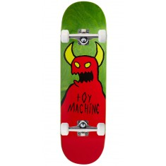 """Toy Machine Sketchy Monster Skateboard Complete - 9.00"""" - Green"""
