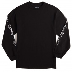 DGK X Gnarcotic Dirty Gnarcotic Kids Long Sleeve T-Shirt - Black