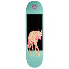 Welcome Maned Woof On Moontrimmer Skateboard Deck - Ice Dip - 8.50""