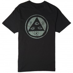 Welcome Talisman T-Shirt - Black/Color Shift