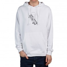 Old Friends Hoodie - White